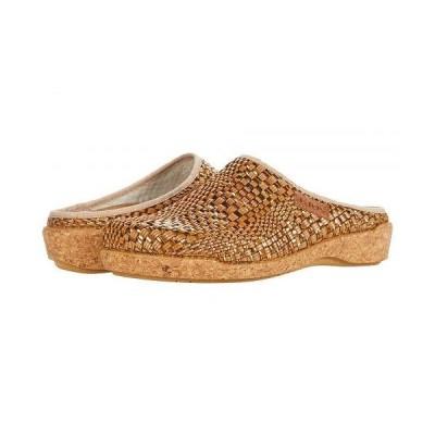 taos Footwear タオス レディース 女性用 シューズ 靴 クロッグ Primavera - Tan/Bronze