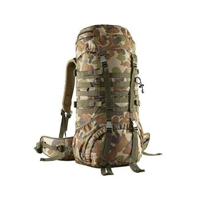 CARIBEE Hiking Backpack Cadet 65 Liters Multicolour (Camouflage) 105805 並行輸入品