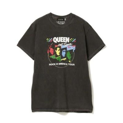 (Ray BEAMS/レイビームス)GOOD ROCK SPEED / Queen Tour Tシャツ/レディース BLACK