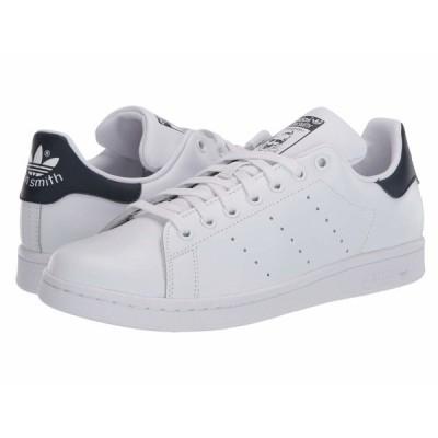 アディダスオリジナルス スニーカー シューズ レディース Stan Smith Footwear White/Footwear White/Collegiate Navy
