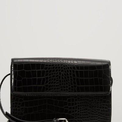 レディース アクセサリー Across body bag - black