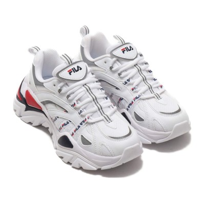 フィラ FILA FILA INTERATION (WHITE)