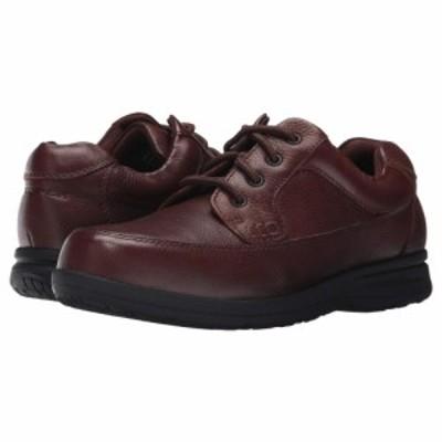 ナンブッシュ Nunn Bush メンズ 革靴・ビジネスシューズ シューズ・靴 Cam Oxford Casual Walking Shoe Brown Tumbled Leather