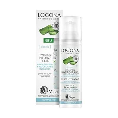 ロゴナ(LOGONA) 日本正規輸入品ハイドロフリュイド&ltアロエヴェラ&gt 美容液 30ml
