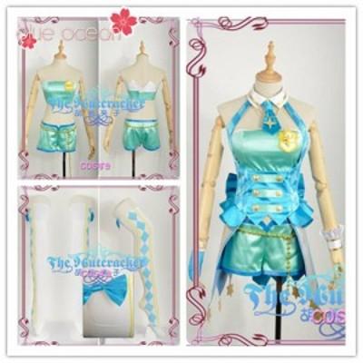 アイドルマスター THE IDOLM@STER 星井美希 高槻やよい 風 コスプレ衣装  cosplay ハロウィン イベント 変装
