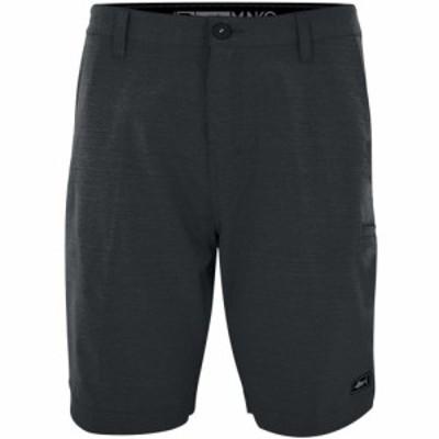 ペラジック Pelagic メンズ ショートパンツ ボトムス・パンツ Mako Hybrid Shorts Black