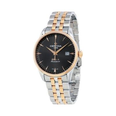 腕時計 サーチナ Certina DS-1 Powermatic 80 オートマチック メンズ 腕時計 C029.807.22.081.00
