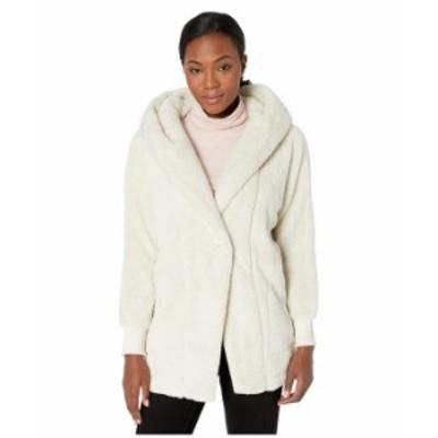 ノースフェイス レディース コート アウター Campshire Fleece Wrap Vintage White