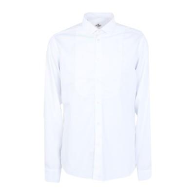 LIBERTY ROSE シャツ ホワイト 39 コットン 100% シャツ