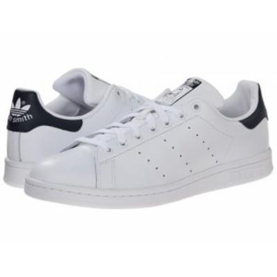 adidas Originals アディダス メンズ 男性用 シューズ 靴 スニーカー 運動靴 Stan Smith White/White/Navy【送料無料】