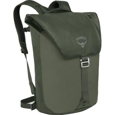 オスプレーパック メンズ バックパック・リュックサック バッグ Transporter Flap 20L Backpack