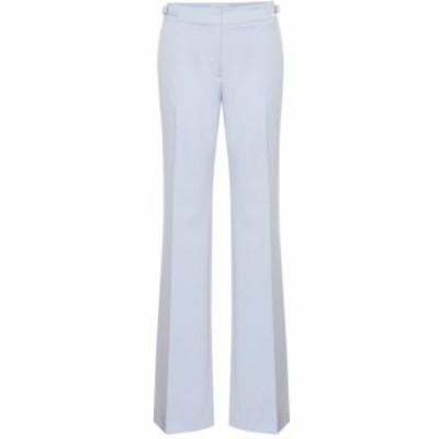 ガブリエラ ハースト Gabriela Hearst レディース ボトムス・パンツ Torres high-rise wool pants Light Blue