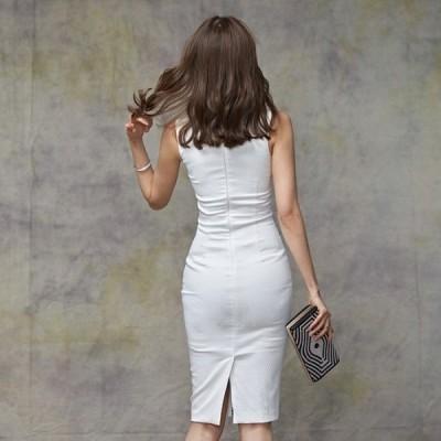 ドレスミニドレスパーティードレス半袖ワンピースドレス女子会ナイトドレスアシンメトリーデザインリボンモチーフワンピースドレスレイミーレデ