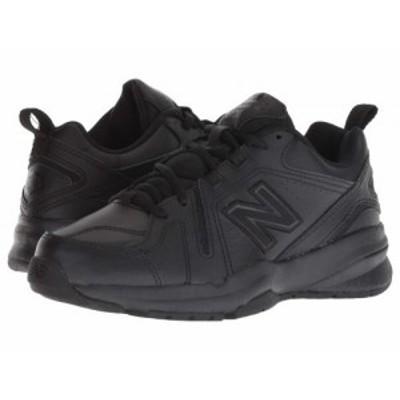 New Balance ニューバランス レディース 女性用 シューズ 靴 スニーカー 運動靴 WX608v5 Black/Black【送料無料】