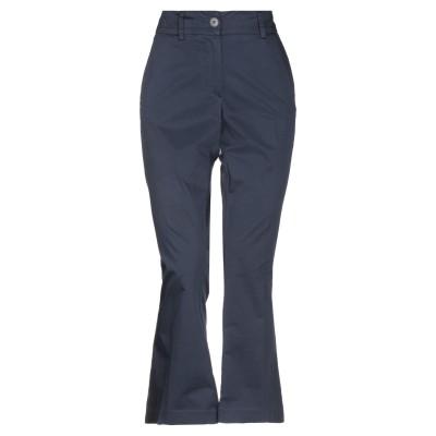 GARAGE NOUVEAU パンツ ダークブルー 0 コットン 97% / ポリウレタン 3% パンツ