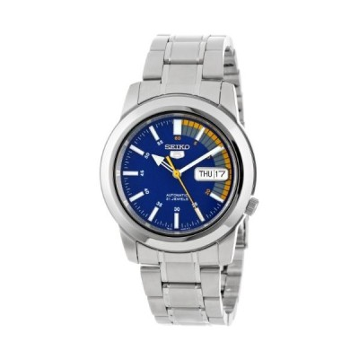 セイコー 5 SEIKO 男性用 腕時計 メンズ ウォッチ ブルー SNKK27
