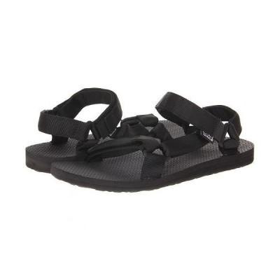 Teva テバ メンズ 男性用 シューズ 靴 サンダル Original Universal - Urban - Black