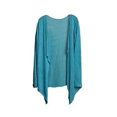 Amanod Summer Women Long Thin Cardigan Modal Sun Protection Clothing Tops並行