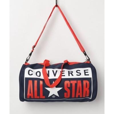 バッグ ボストンバッグ CONVERSE/コンバース ALLSTAR PRINTED DRUM BAG