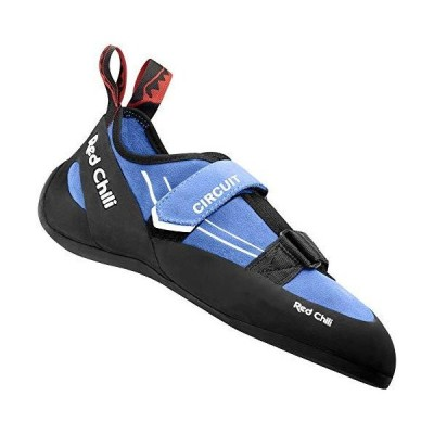 Red Chili Circuit VCR Climbing Shoe - Brilliant Blue 9【並行輸入品】