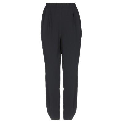 リュー ジョー LIU •JO パンツ ブラック 38 ポリエステル 100% パンツ