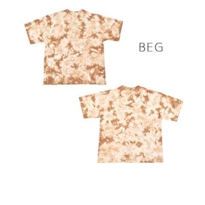 ディアローレル Tシャツ オーバーサイズ タイダイ柄 D20S2108