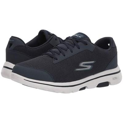 スケッチャーズ Go Walk 5 - Demitass メンズ スニーカー 靴 シューズ Navy/Blue