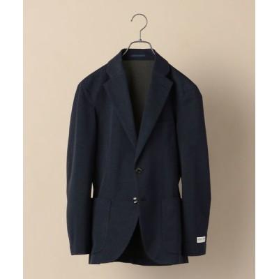 SHIPS / SD: 【洗濯機可能】ALBIATE ソリッドプリント シャツジャケット MEN ジャケット/アウター > テーラードジャケット