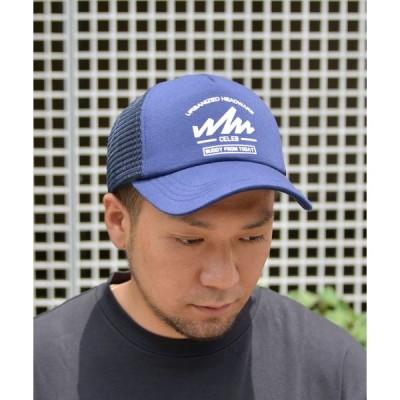 帽子 キャップ CELEB CLB スウェットメッシュCAP