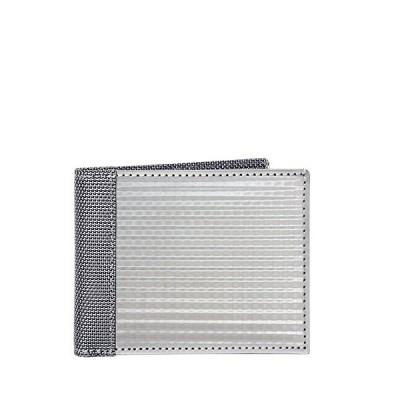 STEWART STAND スチュワートスタンド ステンレス財布 チェック(BF3101-SVR)