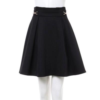 スカート ビット付フレア/スカート