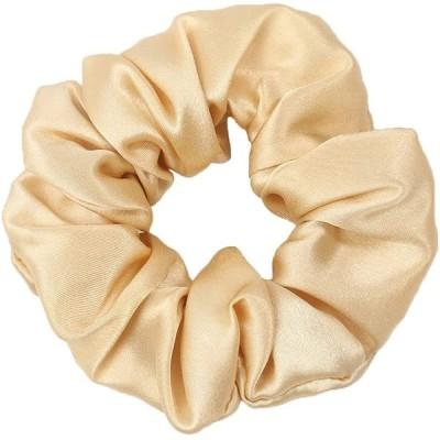 StarPlain シュシュ 30匁 シルクボリューム ヘアアクセサリー 正絹100% 髪に優しい ヘアゴム 光沢 大人 静電気防止 全11色 (レギ