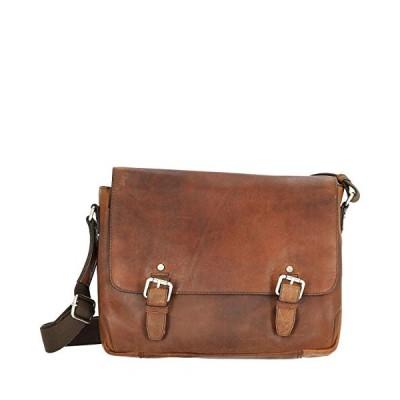 "Jost Messenger Bag M 11"" Glasgow Christmas Edition Leather l 並行輸入品"