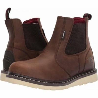 アヴェンジャー ワークブーツ Avenger Work Boots メンズ ブーツ シューズ・靴 A7510 Soft Toe Brown