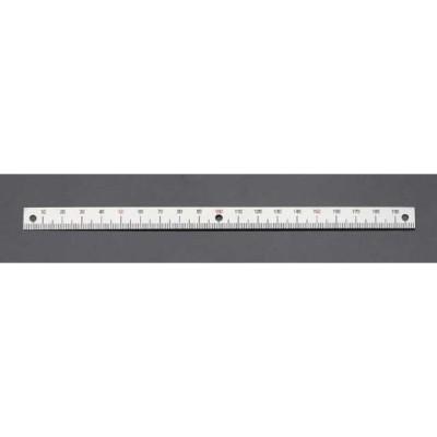 エスコ ESCO 50mm [右方向/下目盛]スケール(ネジ止付) EA948J-101 [I230109]