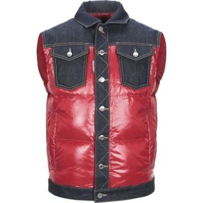 ディースクエアード DSQUARED2 メンズ ダウン・中綿ジャケット アウター down jacket Red