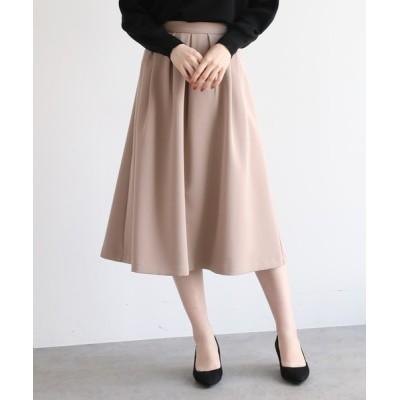 AG by aquagirl / 【Lサイズあり】ダブルクロスタックスカート WOMEN スカート > スカート