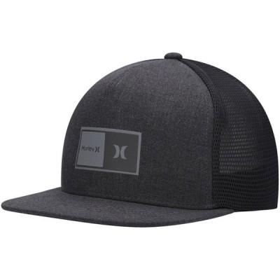 ハーレー メンズ 帽子 アクセサリー Hurley 2.0 Trucker Snapback Hat
