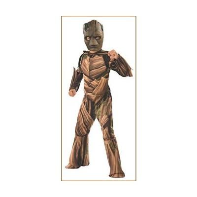 Rubie's Marvel Avengers: Endgame Deluxe Teen Groot Children's Costume, Medium【並行輸入品】
