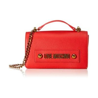 Love Moschino Cross-Body Bag, Red (Rosso)【並行輸入品】