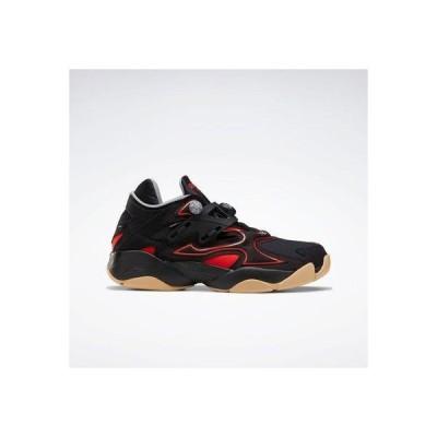 リーボック Reebok ポンプ コート / Pump Court Shoes (ブラック)
