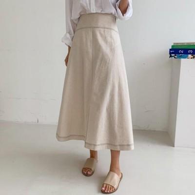 ENVYLOOK レディース スカート Stitch Sensitive Skirt