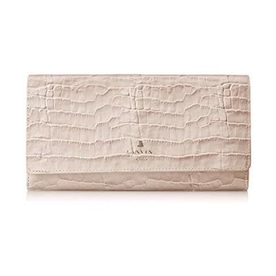 [ランバンオンブルー] 財布 フラップ型 マゼンダ
