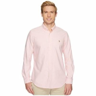 ラルフ ローレン Polo Ralph Lauren メンズ シャツ トップス Standard Fit Oxford Sport Shirt Pink