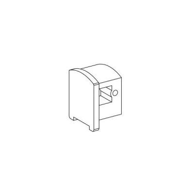 【YKK AP メンテナンス部品】 上胴縁キャップ (HHK3-9969)