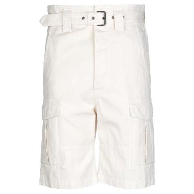 ISABEL MARANT ショートパンツ&バミューダパンツ  メンズファッション  ボトムス、パンツ  ショート、ハーフパンツ ベージュ