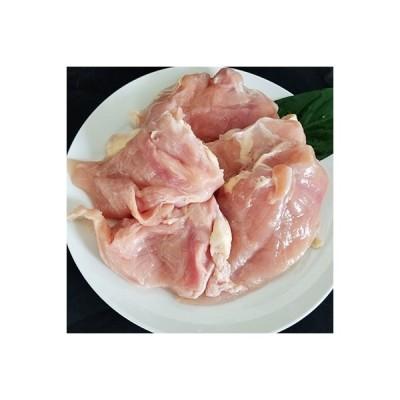 ふるさと納税 大任町 【大任町】はかた地どり むね肉(約1kg)