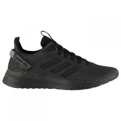 アディダス adidas メンズ スニーカー シューズ・靴 Questar Ride Trainers TripleBlack