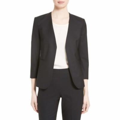 セオリー THEORY レディース スーツ・ジャケット アウター Lindrayia B Good Wool Suit Jacket Black