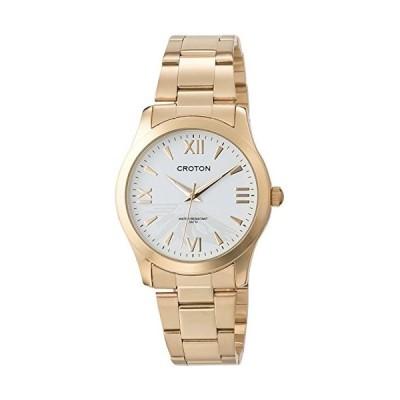 [クロトン] 腕時計 RT-168M-D メンズ ゴールド